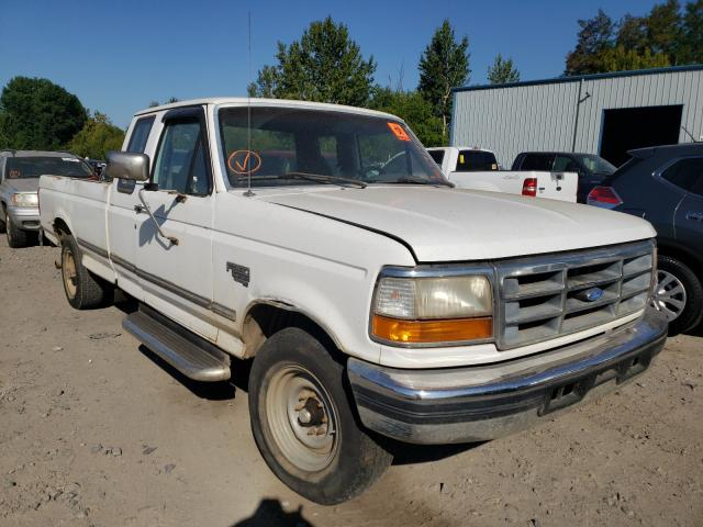 Salvage cars for sale from Copart Portland, OR: 1997 Ford F250