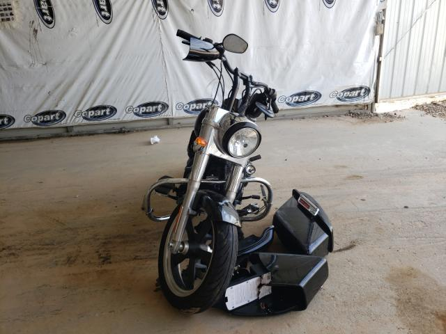Salvage cars for sale from Copart China Grove, NC: 2013 Harley-Davidson FLD Switch
