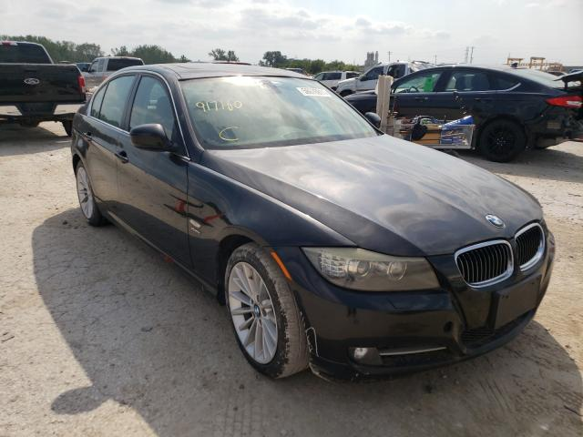 Salvage cars for sale from Copart Kansas City, KS: 2011 BMW 335 XI