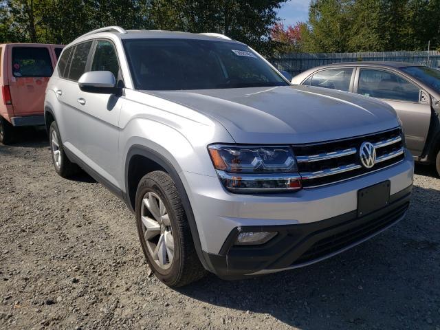 Vehiculos salvage en venta de Copart Arlington, WA: 2019 Volkswagen Atlas SE