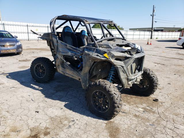 Salvage cars for sale from Copart Lexington, KY: 2019 Polaris RZR XP Turbo