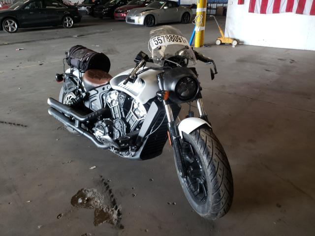 Indian Motorcycle Co. Scout Bobb salvage cars for sale: 2019 Indian Motorcycle Co. Scout Bobb
