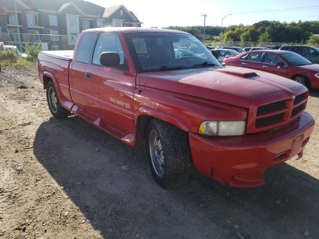 Vehiculos salvage en venta de Copart Madison, WI: 1999 Dodge RAM 1500