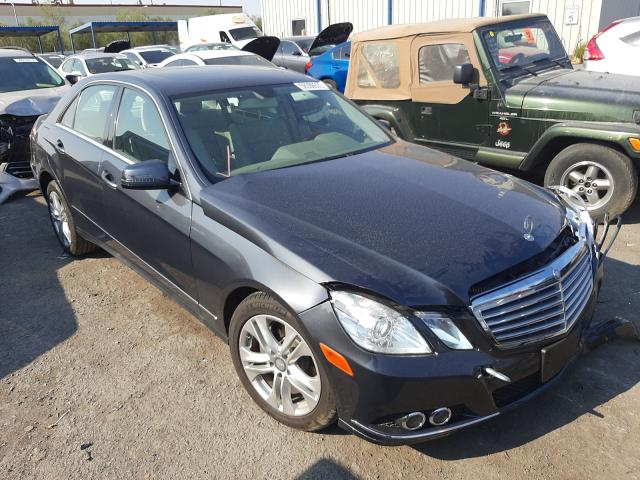 Salvage cars for sale from Copart Las Vegas, NV: 2011 Mercedes-Benz E 350