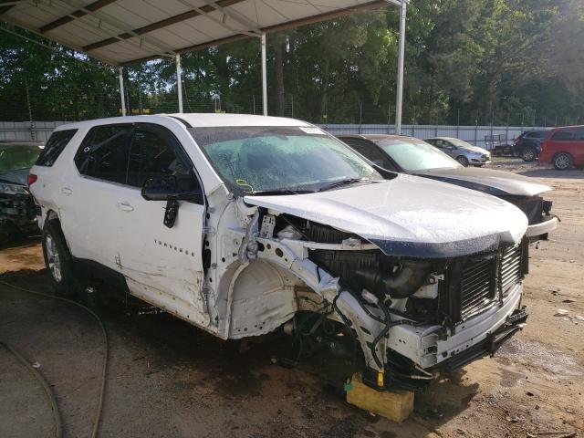 Vehiculos salvage en venta de Copart Austell, GA: 2018 Chevrolet Traverse L