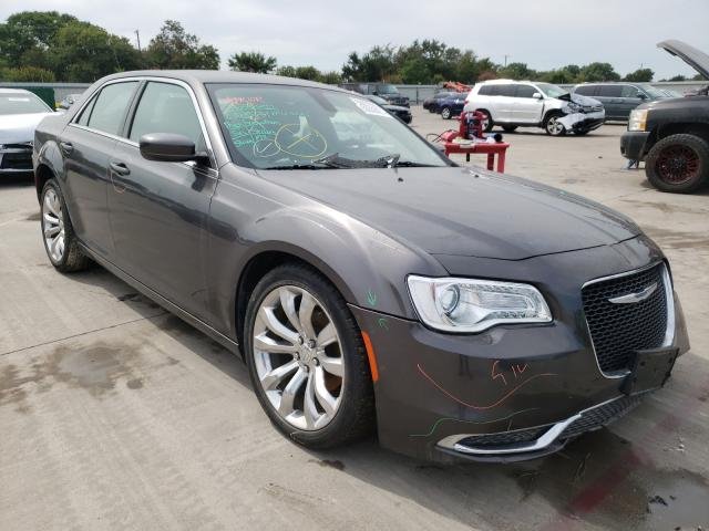Vehiculos salvage en venta de Copart Wilmer, TX: 2017 Chrysler 300 Limited