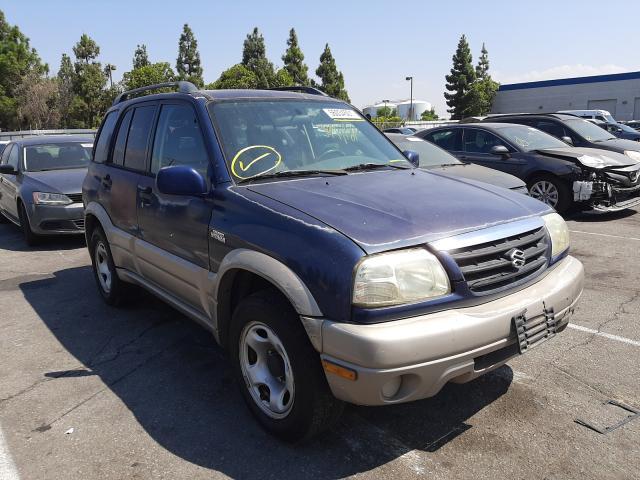 Suzuki Grand Vitara salvage cars for sale: 2001 Suzuki Grand Vitara