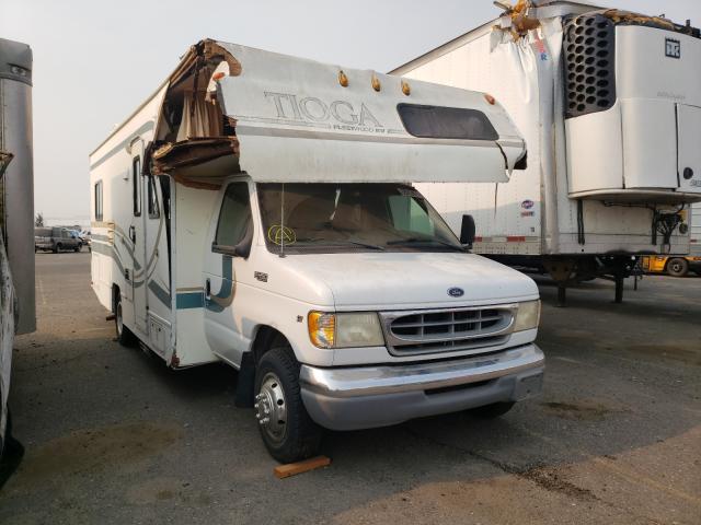 Vehiculos salvage en venta de Copart Pasco, WA: 2000 Tioga Motorhome