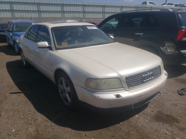 Salvage cars for sale from Copart Albuquerque, NM: 2002 Audi A8 L Quattro