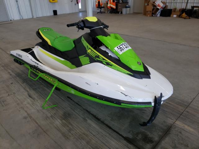 Yamaha salvage cars for sale: 2021 Yamaha Jetski