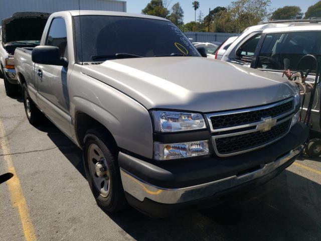 Salvage cars for sale from Copart Vallejo, CA: 2007 Chevrolet Silverado