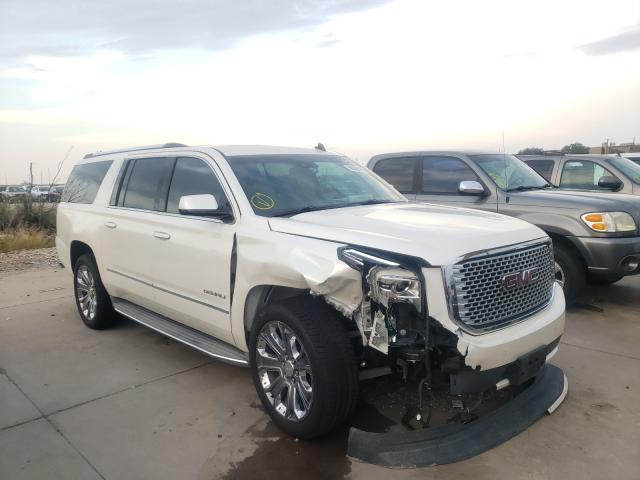 2015 GMC Yukon XL D en venta en Grand Prairie, TX
