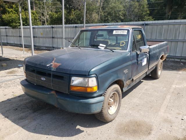FORD F150 1991 1
