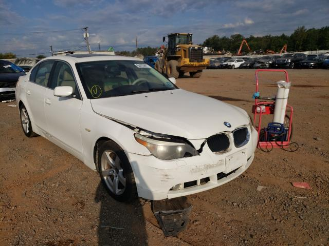 Salvage cars for sale from Copart Grantville, PA: 2004 BMW 525 I