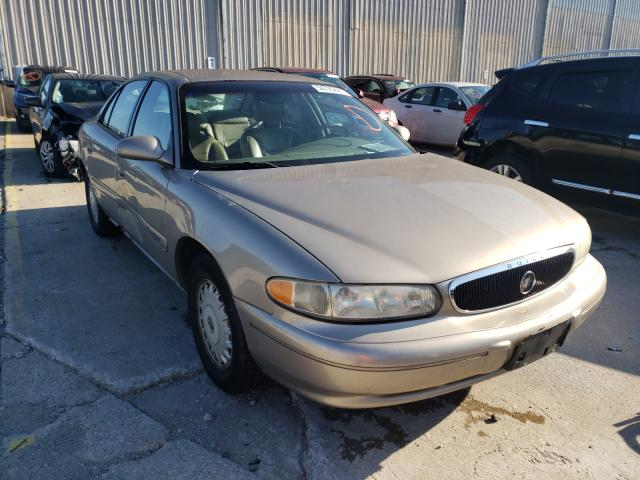 Salvage cars for sale from Copart Lawrenceburg, KY: 2002 Buick Century LI