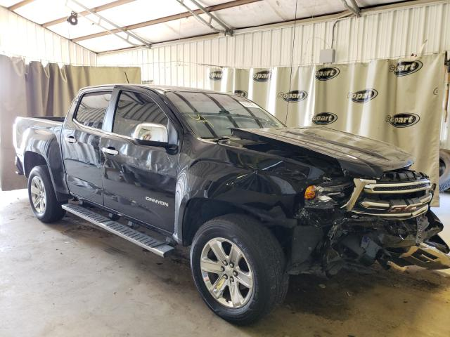 Salvage cars for sale from Copart Tifton, GA: 2016 GMC Canyon SLT