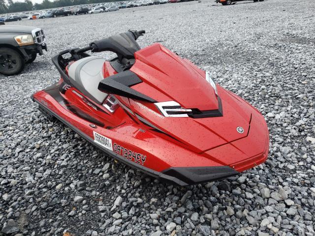 Salvage cars for sale from Copart Cartersville, GA: 2015 Yamaha Waverunner