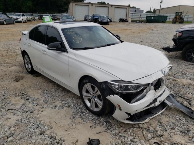 Salvage cars for sale from Copart Gainesville, GA: 2017 BMW 330 I
