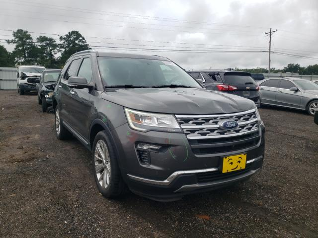 Ford Explorer salvage cars for sale: 2019 Ford Explorer