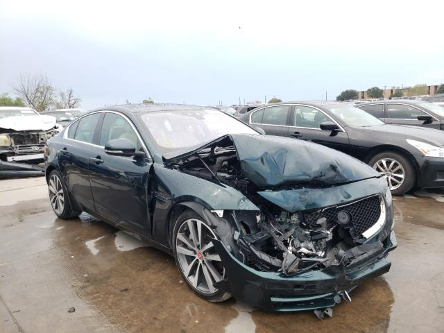 Jaguar salvage cars for sale: 2017 Jaguar XE Prestige