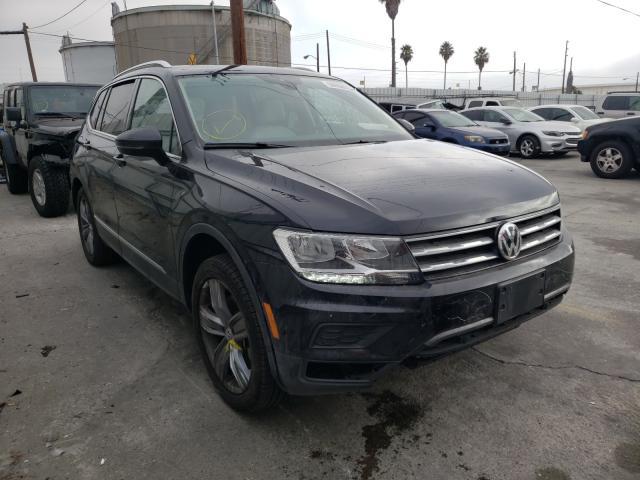 Salvage cars for sale from Copart Wilmington, CA: 2020 Volkswagen Tiguan SE