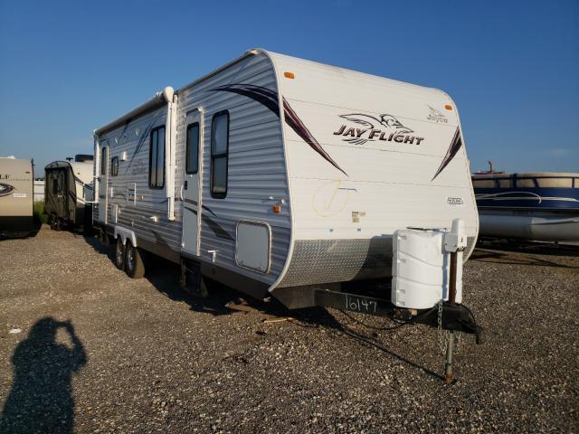 Vehiculos salvage en venta de Copart Houston, TX: 2012 Jayco JAY Flight