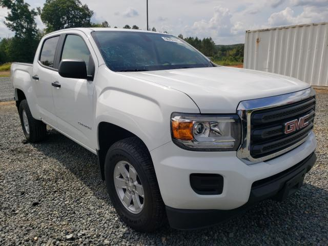 Salvage cars for sale from Copart Concord, NC: 2020 GMC Canyon