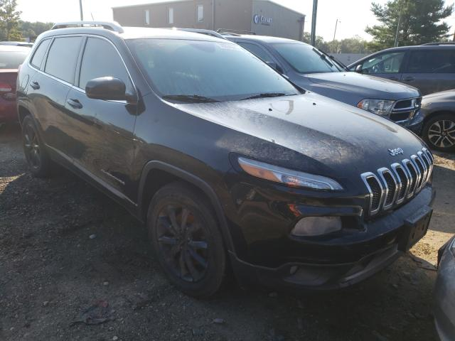 Salvage cars for sale from Copart Glassboro, NJ: 2014 Jeep Cherokee L