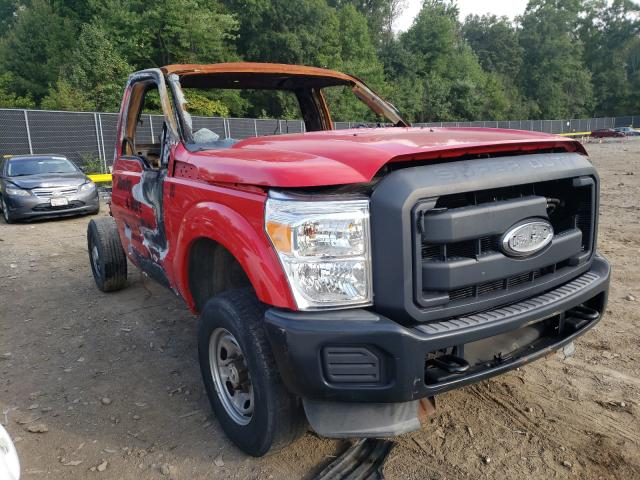 Salvage trucks for sale at Waldorf, MD auction: 2013 Ford F350 Super