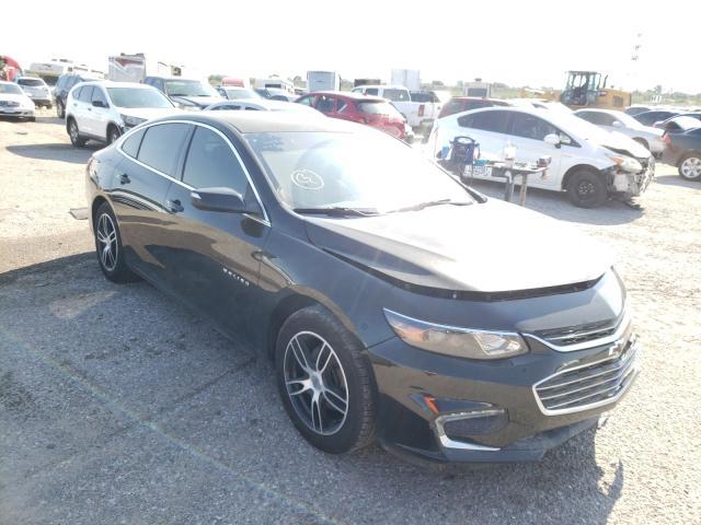Salvage cars for sale at Tucson, AZ auction: 2017 Chevrolet Malibu LT