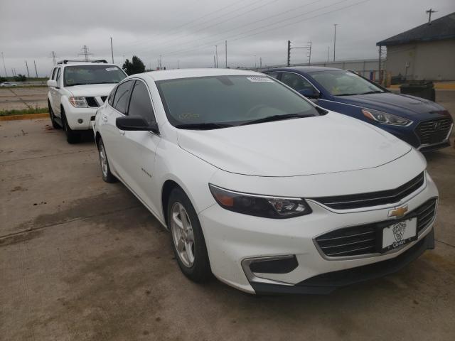 2017 Chevrolet Malibu LS en venta en Oklahoma City, OK