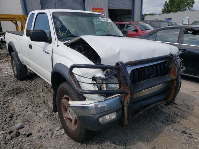 Vehiculos salvage en venta de Copart Duryea, PA: 2004 Toyota Tacoma XTR