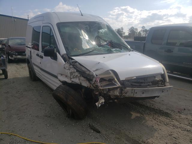 Salvage cars for sale from Copart Spartanburg, SC: 2013 Ford Transit CO