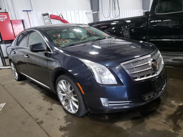 Cadillac Vehiculos salvage en venta: 2013 Cadillac XTS Platinum