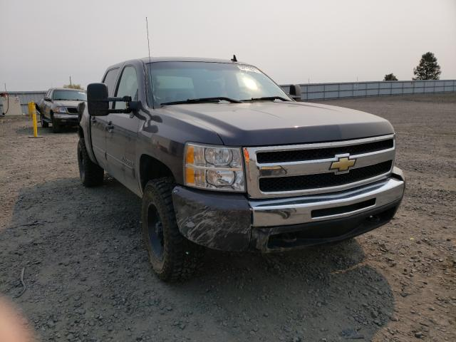 Salvage cars for sale from Copart Airway Heights, WA: 2010 Chevrolet Silverado