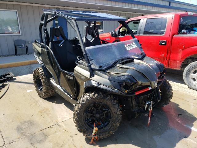 Salvage cars for sale from Copart Alorton, IL: 2020 Can-Am Commander