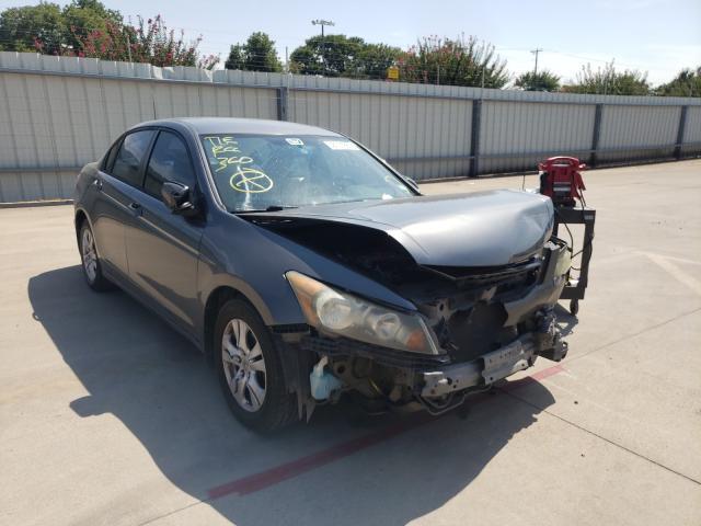 Vehiculos salvage en venta de Copart Wilmer, TX: 2010 Honda Accord LXP