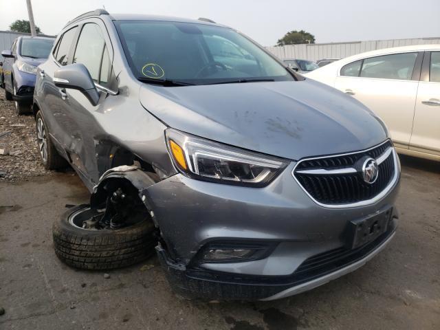 Vehiculos salvage en venta de Copart Cudahy, WI: 2019 Buick Encore ESS