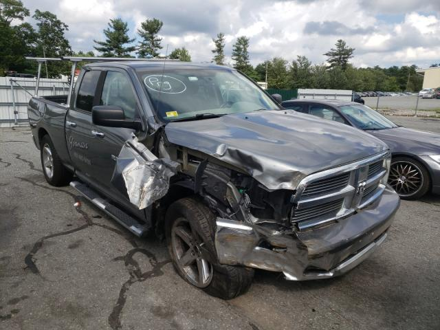 Salvage cars for sale from Copart Exeter, RI: 2012 Dodge RAM 1500 S