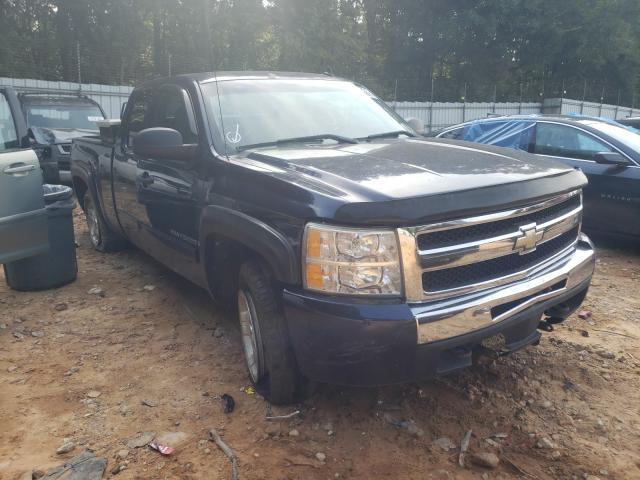 Vehiculos salvage en venta de Copart Austell, GA: 2009 Chevrolet Silverado