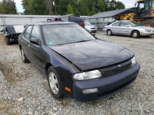 Salvage cars for sale from Copart Mebane, NC: 1994 Nissan Altima XE