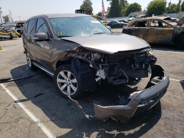 Mitsubishi Outlander salvage cars for sale: 2012 Mitsubishi Outlander