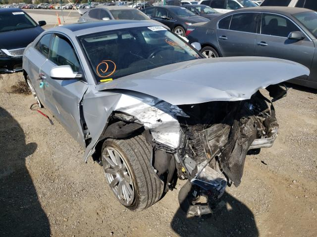 Salvage cars for sale from Copart San Martin, CA: 2013 Audi A5 Premium
