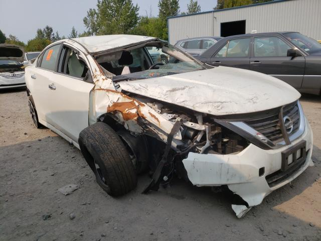 Salvage cars for sale from Copart Portland, OR: 2018 Nissan Altima 2.5