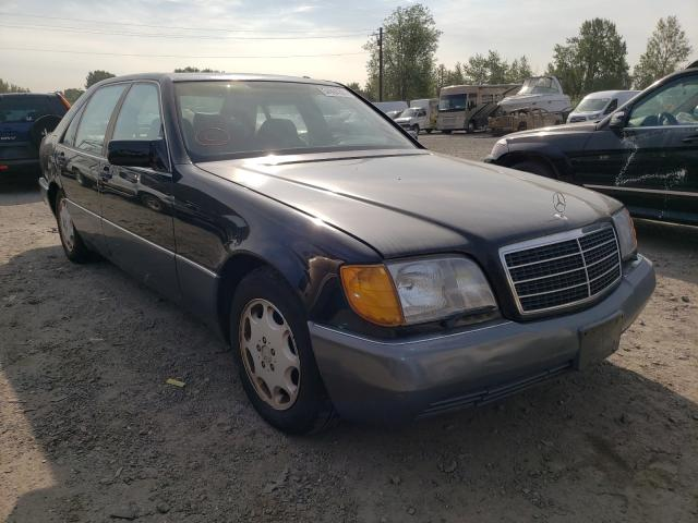 Mercedes-Benz 500 SEL salvage cars for sale: 1992 Mercedes-Benz 500 SEL