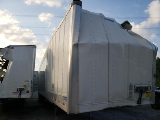 Salvage cars for sale from Copart Hurricane, WV: 2022 Stoughton Trailer