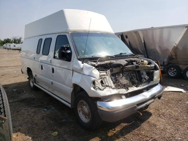 Ford Econoline salvage cars for sale: 2006 Ford Econoline