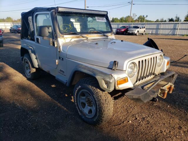 2004 Jeep Wrangler X for sale in Columbia Station, OH