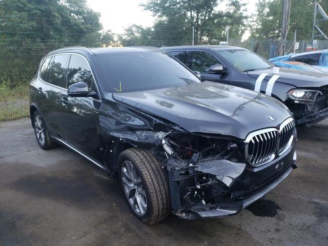 2021 BMW X5 XDRIVE4 5UXCR6C00M9E96938