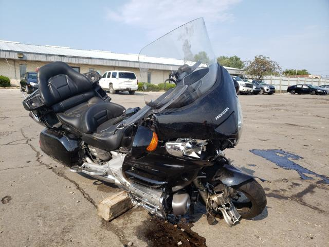 Salvage cars for sale from Copart Cudahy, WI: 2006 Honda GL1800